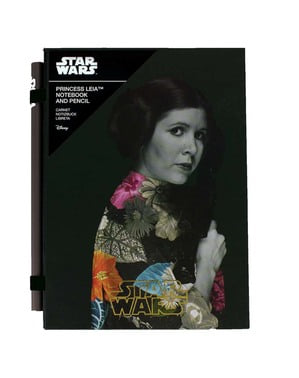 Leia - Star Wars notebook