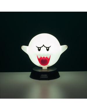 Süper Mario Bros Boo 3D Işık 10 cm