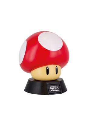 Jamur - Lampu Super Mario Bros 3D