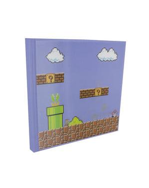 Notebook Super Mario Bros