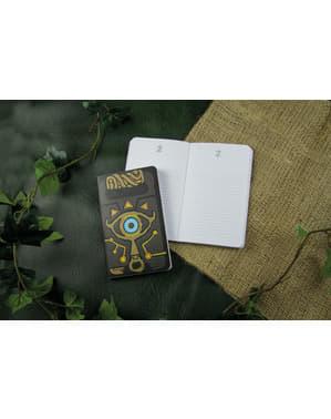 Legend of Zelda Sheikah notebook