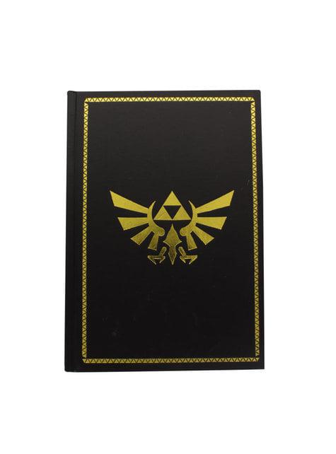 Libreta de La Leyenda de Zelda Hyrule