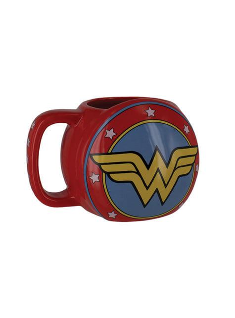 Wonder Woman Ασπίδα κούπα