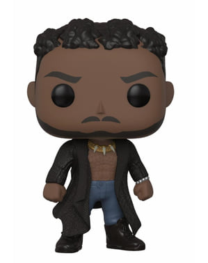 Funko POP! Killmonger with Scars - Black Panther