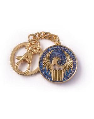 Fantastic Beasts Macusa keychain