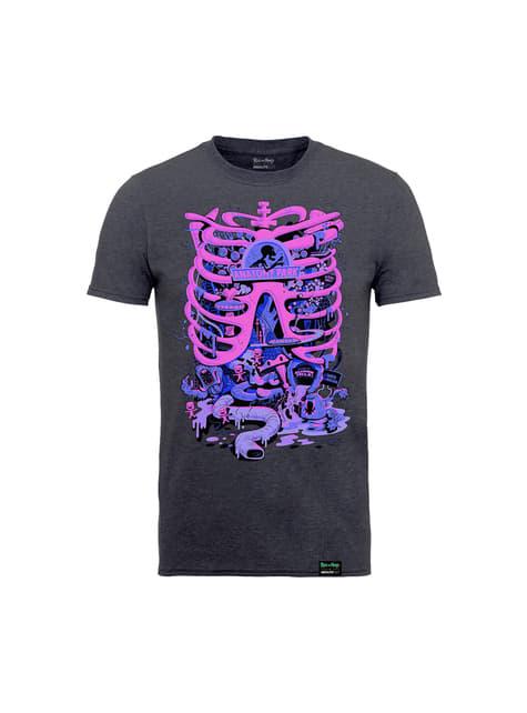 Rick and Morty Anatomy Park t-shirt