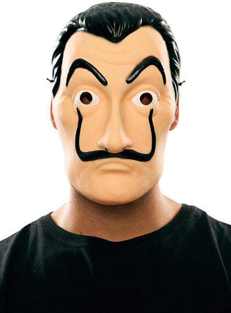 Haus des Geldes Dali Maske