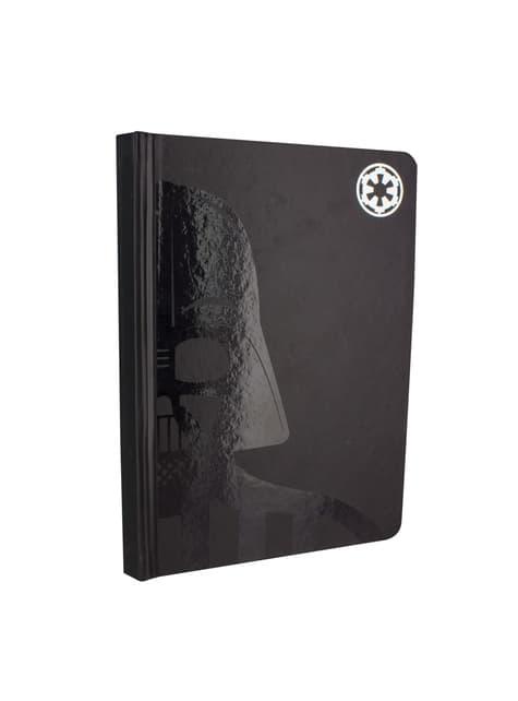 Libreta de Darth Vader - Star Wars