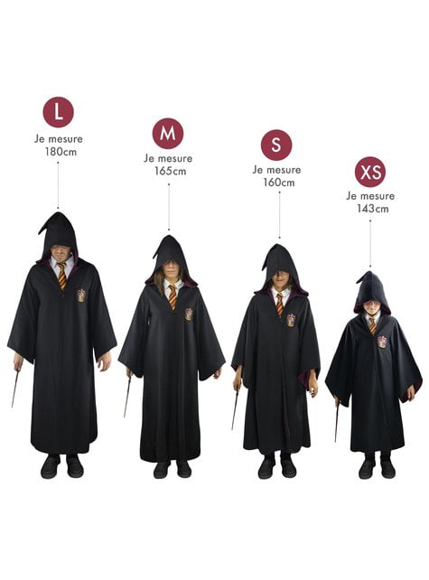 Túnica de Slytherin Deluxe para niño (Réplica oficial Collectors) - Harry Potter - barato
