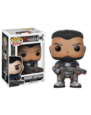 Funko POP! Dominic Santiago - Gears Of War