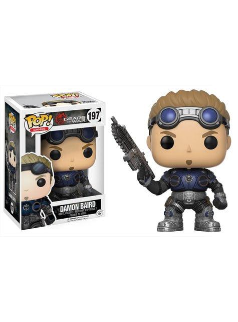 Funko POP! Damon Baird avec armure - Gears Of War