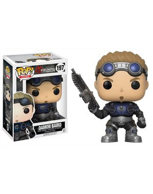 Funko POP! Damon Baird (Armored) - Gears of War