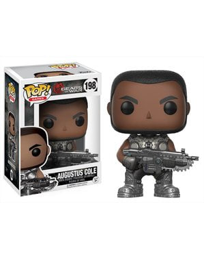 Funko POP! Augustus Cole - Gears Of War