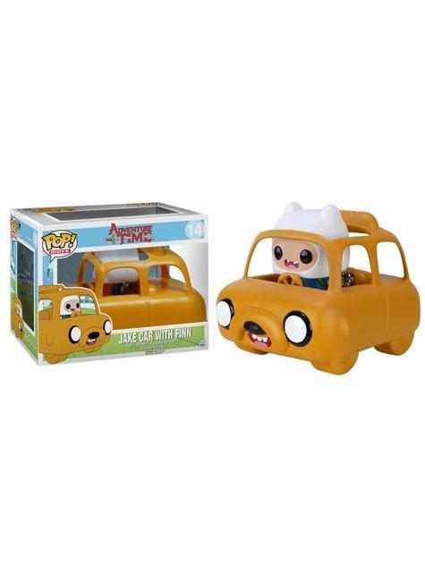 Funko POP! Ride: Jake Car et Finn - Adventure Time