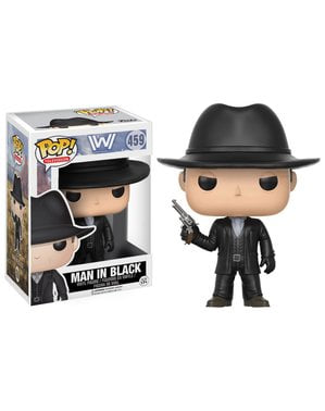 Funko POP! The Man in Black - Westworld