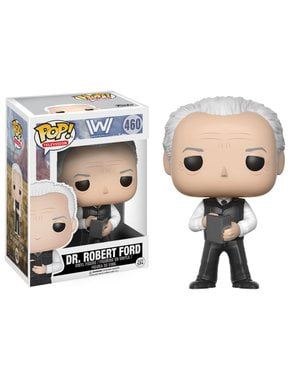Funko POP! Dr Robert Ford - Westworld