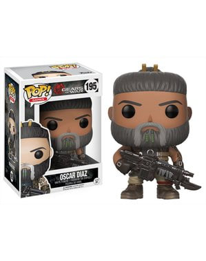 Funko POP! Oscar Diaz - Gears Of War