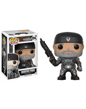 Funko POP! Elder Marcus Fenix - Gears of War