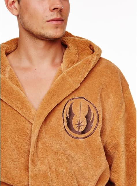 Roupão de Jedi polar para adulto - Star Wars