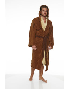 Deluxe Jedi - Star Wars bathrobe for adults