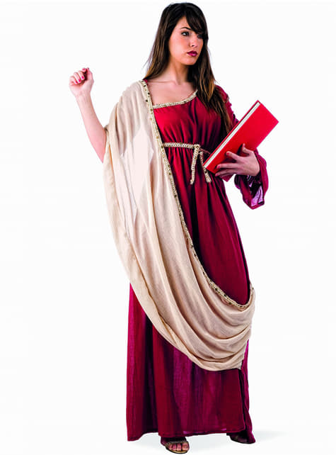 Hypatia av Alexandria Maskeraddräkt