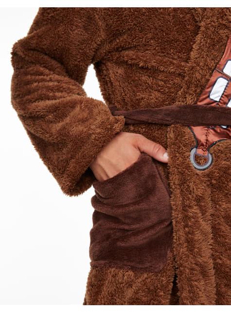 Peignoir polaire Chewbacca adulte - Star Wars