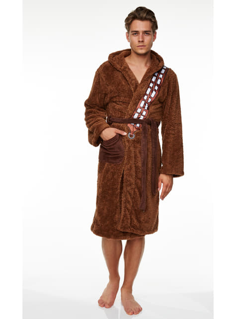 Peignoir Chewbacca adulte - Star Wars