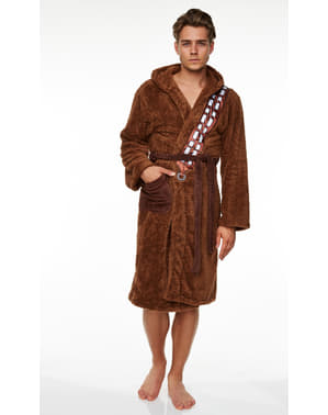 Peignoir polaire Chewbacca adulte - Star Wars