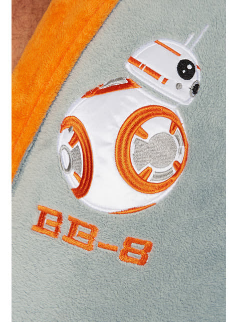 Albornoz de BB-8 para adulto - Star Wars