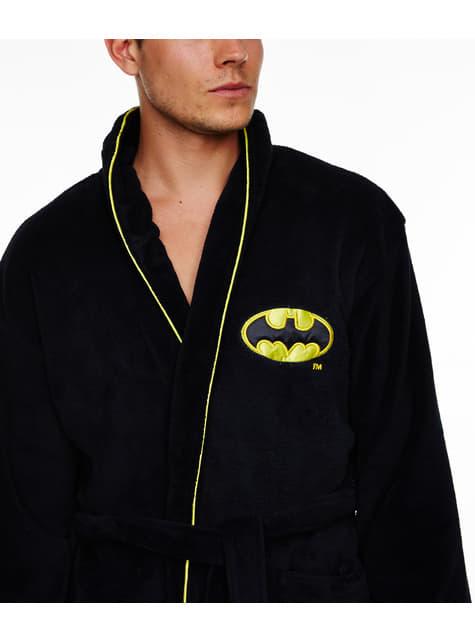 Albornoz de Batman para hombre - con tus personajes favoritos