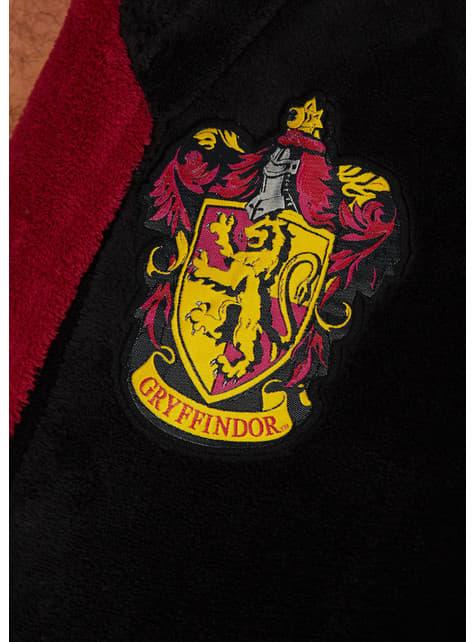 Roupão de Gryffindor para mulher - Harry Potter