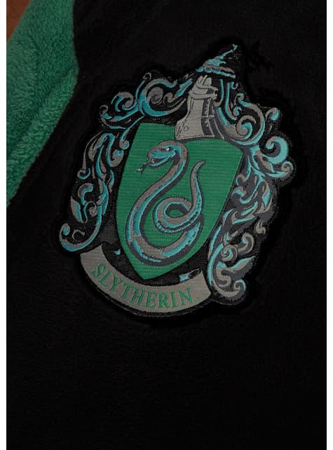 Peignoir polaire Serpentard homme - Harry Potter