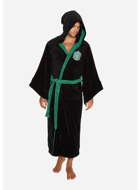 Albornoz de Slytherin para hombre - Harry Potter