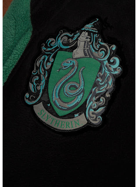 Albornoz de Slytherin para mujer - Harry Potter - barato