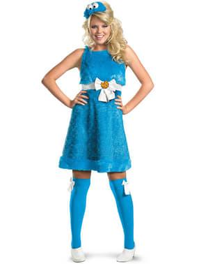 Kostium Cookie Monster sexy damski