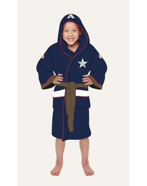 Captain America badjas voor jongens