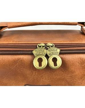 Resväska Newt Scamander - Fantastiska vidunder och var man hittar dem