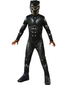 Disfraz de Black Panther para niño