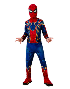 Iron Spider - The Avengers Infinity War costume for boys  sc 1 st  Funidelia & Spiderman Costumes . Express delivery | Funidelia