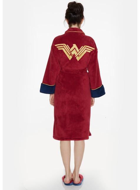 Albornoz de Wonder Woman para mujer - el más divertido