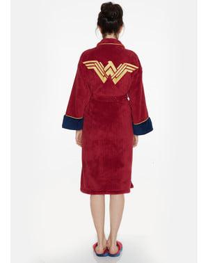 Дамски халат с Жената чудо