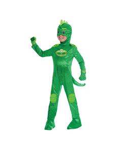Disfraz de Gekko PJ Masks deluxe para niño