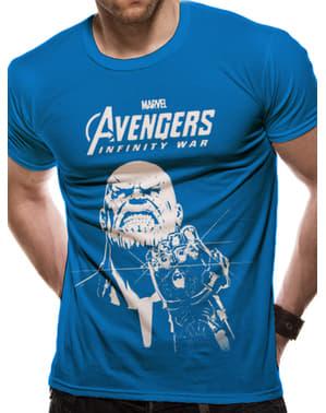 T-shirt de Thanos para adulto - Vingadores: Infinity War