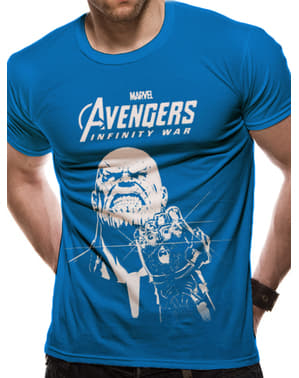 Thanos t-shirt voor volwassenen - The Avengers: Infinity War