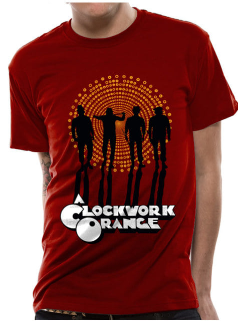 A Clockwork Orange t-shirt voor volwassenen