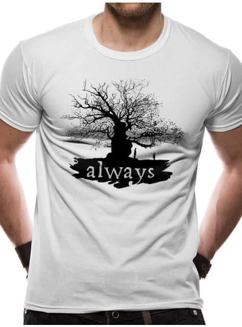 Always t-shirt voor volwassenen - Harry Potter
