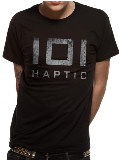 Ready Player One 101 Haptic T-Shirt voor mannen