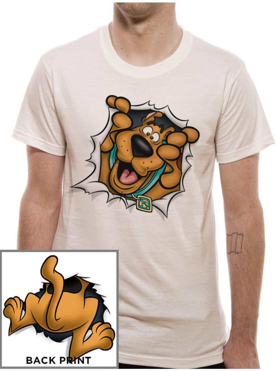 Scooby Doo T-Shirt für Erwachsene. für echte Fans | Funidelia