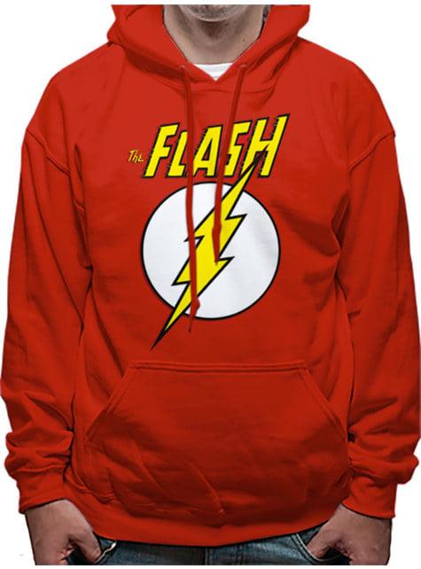 Sudadera de Flash para adulto