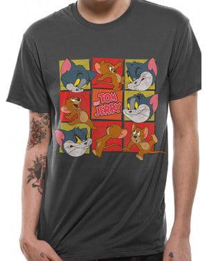 Tom og Jerry t-skjorte til voksne